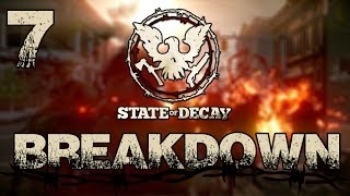 [7] State of Decay: Breakdown - Before The Murder Spree