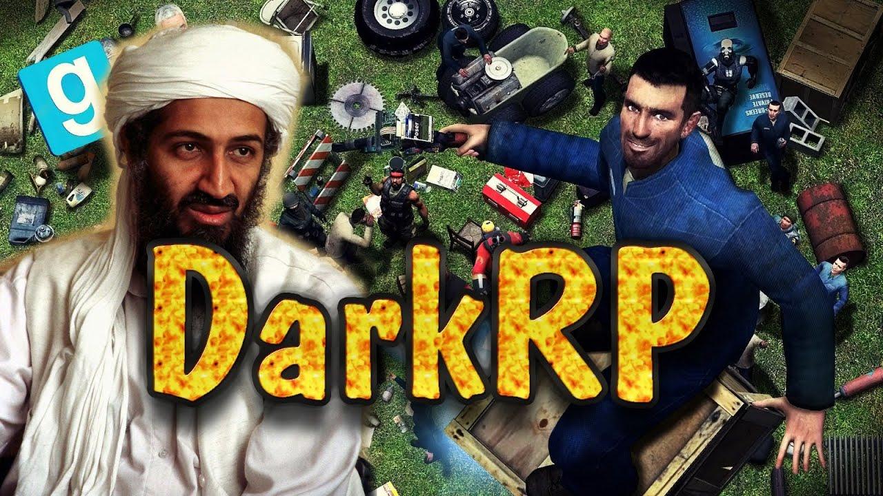 garry's mod darkrp скачать
