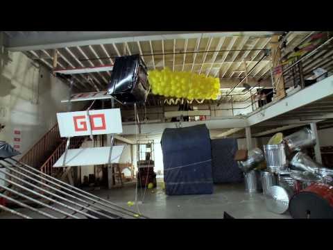Rube Goldberg Machine image