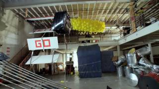 OK Go This Too Shall Pass Rube Goldberg Machine