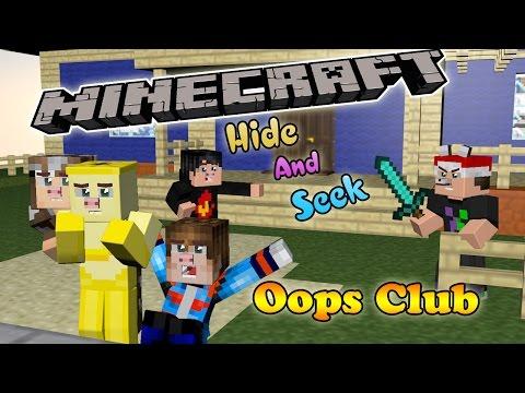 SỰ TIẾN HÓA CỦA LOÀI HEO - (Oops Club - Minecraft Hide And Seek)