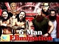 WWE 2K14 The Uso Tribe vs The Wyatt Family (6 Man