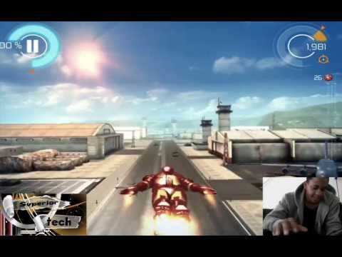 Iron Man 3 - The Official Game - Universal - HD Gameplay Trailer 2013, Become billionaire Tony Stark as Iron Man in this fast-paced, endless runner; the official game of the upcoming movie! After the events of Iron Man 3, Tony h...