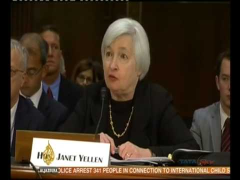 Janet Yellen, Obama's nominee to run the Federal Reserve