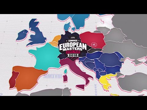 EU Masters 2018 Summer Split Group Stage