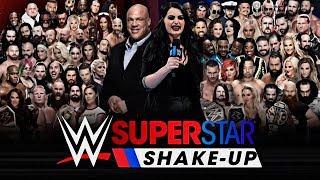 WWE Superstar Shake Up 2018 PREDICCIONES (Sorpresas - Debut's)   Superstar Shake Up 2018 Predictions
