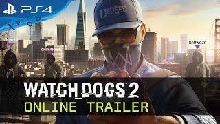 Watch Dogs 2 - Online Trailer