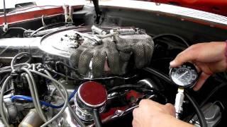 Revisar compresión de un motor