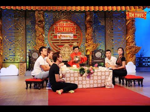 Thiên Đường Ẩm Thực Mùa 1| Tập 6: Hải Triều | Full HD (23/08/2015)