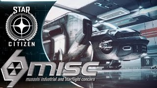 Star Citizen - Alpha 2.3: The MISC Starfarer: In Hangars Now