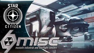 Star Citizen - Alpha 2.3: The MISC Starfarer: In Hangars Now