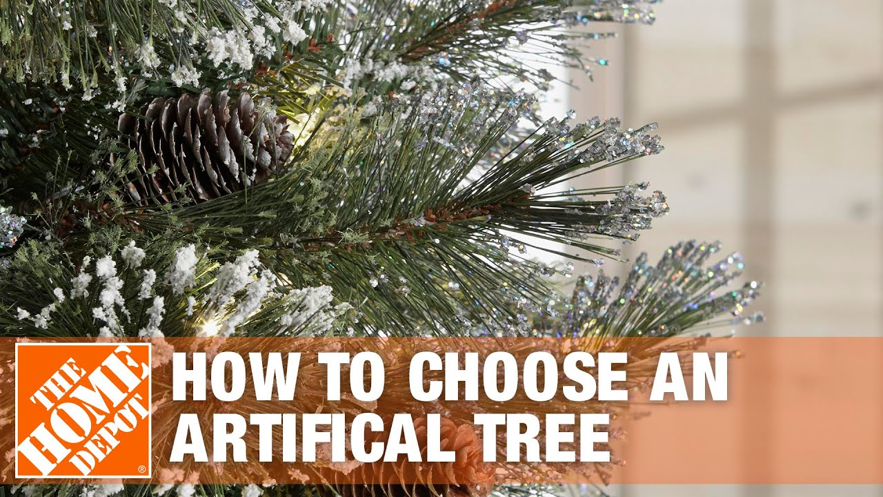 How To Choose A Good Artificial Christmas Tree
