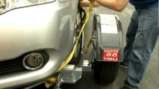 Tow Dolly Equipment Instructions Penske Truck Rental