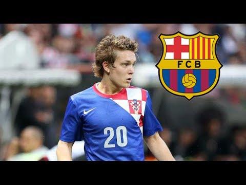 Alen Halilović   Welcome to Barcelona B   Goals, Skills & Assists HD