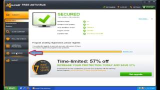 How To Manually Update Program Avast FREE Antivirus 2013