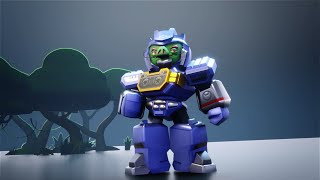 Angry Birds Transformers - Soundwave