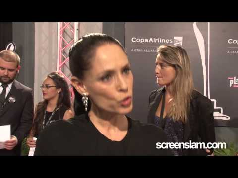 Premios Platino Awards with Sonia Braga