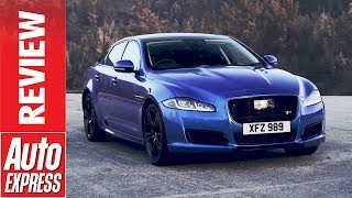 New Jaguar XJR review: we test the fastest XJ in history. Auto Express.
