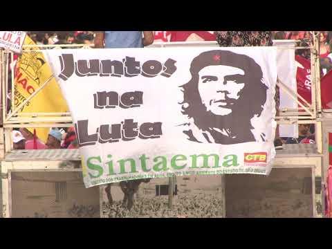 Manifestação em Defesa da Democracia