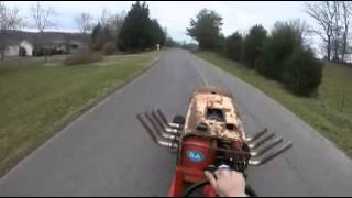 Big Block Chevy Lawnmower