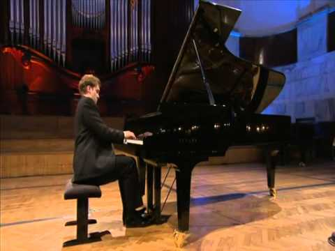 Evgeni Bozhanov 3rd Stage Chopin Competition