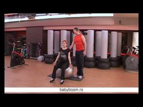 Exercitii de respiratie pentru femei insarcinate