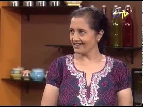 Rasoi Show - રસોઈ શો- રીચે બલ્લ્સ, કર્ણ ચિલ્લી બ્રેઅદ પોચ્કેત્સ, સવિત વાળા & તેન્દેર કોકોનુત ફિરની