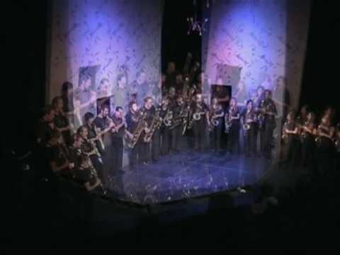 Toccata and Reel  – National Saxophone Choir