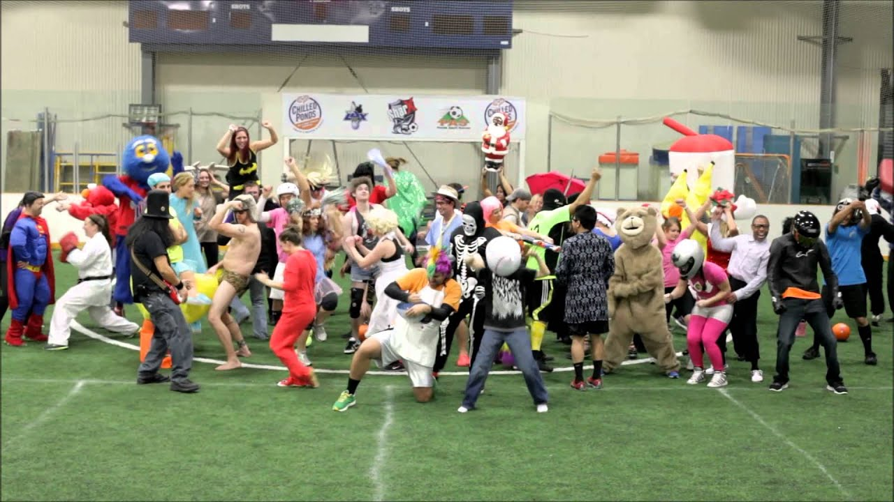 harlem shake backyard sports club dance dodgeballs first original