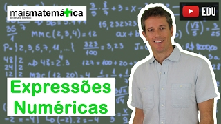 Matemática Básica Aula 5 Expressões Numéricas