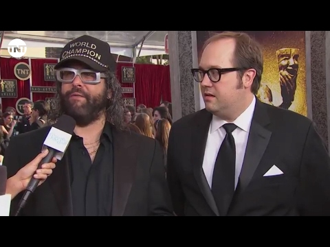 Judah Friedlander & John Lutz | Red Carpet | SAG Awards