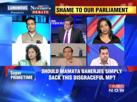 The Newshour Debate: #MPThreatensRape - Part 1 (30th June 2014)