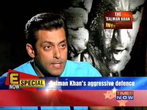 Exclusive Interview - Salman Khan on the Saifai Controversy - Full Interview