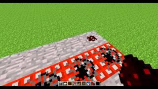 Como Fazer Um Canhao De TNT No Minecraft
