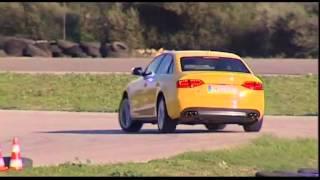 Наши тесты - Новая Audi S4 (часть 2)