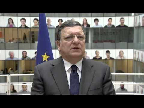 Statement by José Manuel Barroso, President of the EC on Ukraine