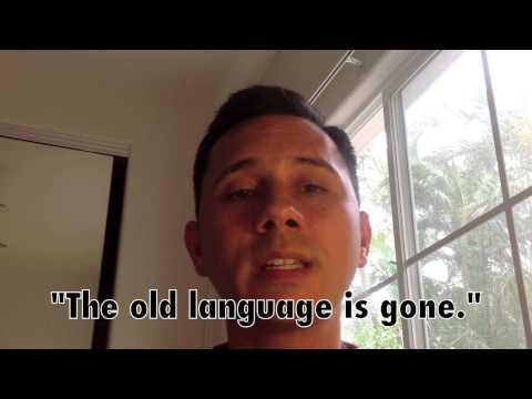 Please Speak Your Native Language