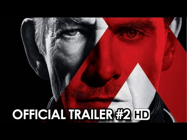 X-Men: Days of Future Past Official Trailer #2 (2014) HD