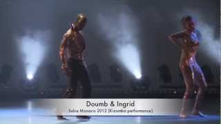 Doumb and Ingrid KIZOMBA SHOW MC 2012
