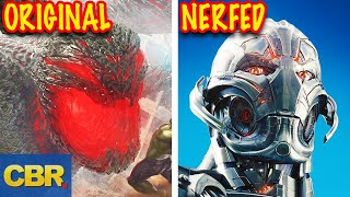 10 Marvel Villains With Weird Power Restrictions