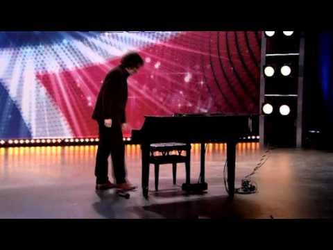 World most amazing Piano player ? - Bogdan Alin Ota - Norske Talenter 2011