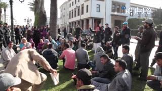 جلسَة أمام البرلمان
