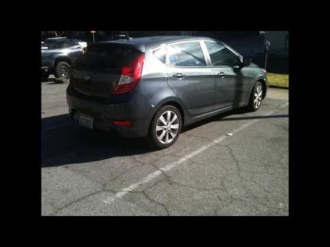 Pt 5/5: Judges Strike Hyundai Docs: Hyundai Accent SE 2013 Consumer Report