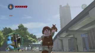 LEGO Marvel Superheroes Squirrel Girl Gameplay And