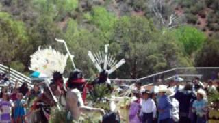 WHITERIVER, ARIZONA (APACHE CROWN DANCERS)