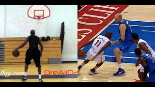 "Jamal Crawford ""Shake-And-Bake"" Streetball Move Tutorial"