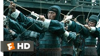 Red Cliff, Part 2 (1/7) Movie CLIP 100,000 Arrows (2009