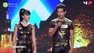 Arabs Got Talent -  المغرب - Duo Sora