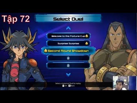 Vua Trò Chơi Yugi Oh  50's Tập 72 - Yusei vs Greiqer - Yusei Gặp ĐỐi Thủ
