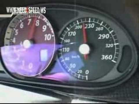 Top Speed of Ferrari 2